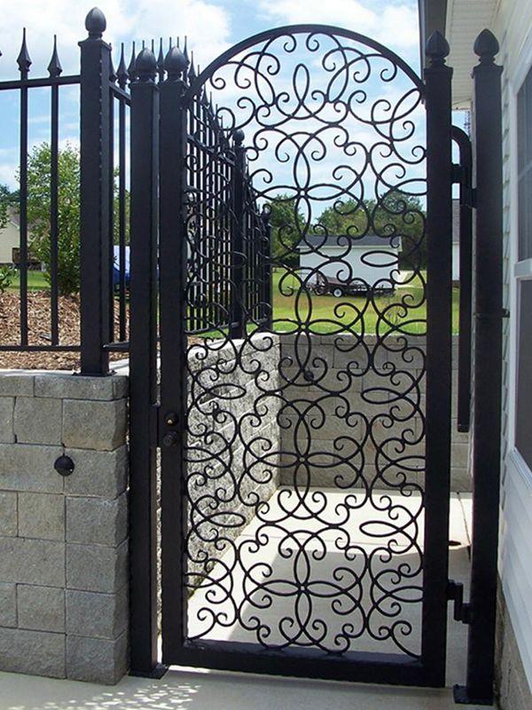 Custom Iron Gates Austin, TX
