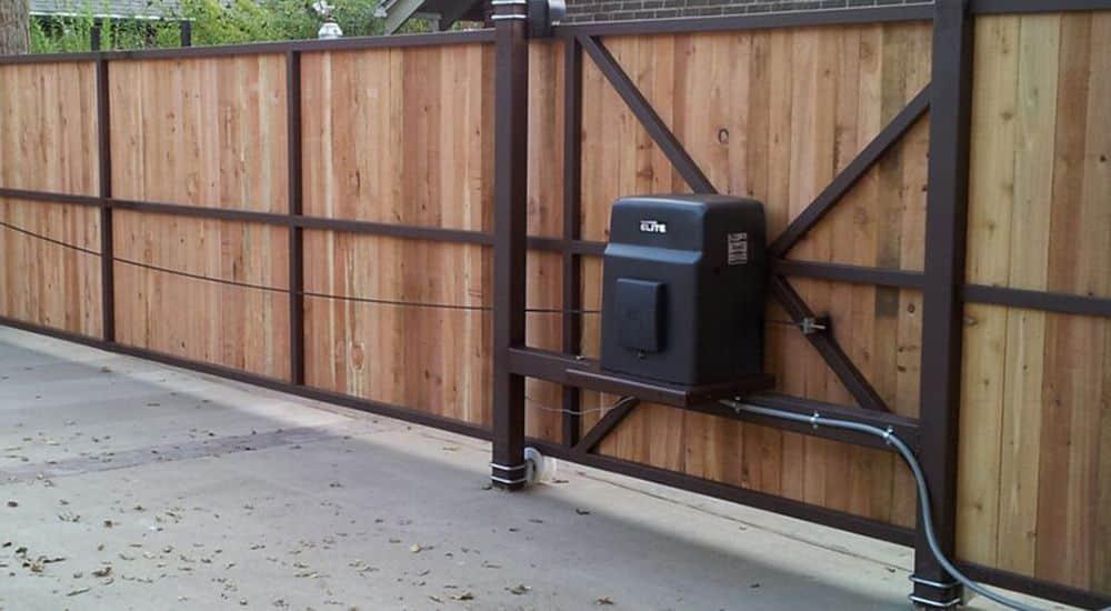 Electric Gate Repair Austin TX