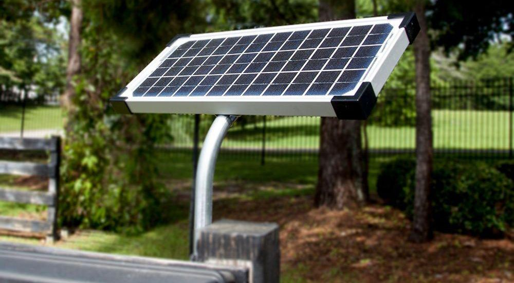 Solar Automatic Gate Openers Austin TX