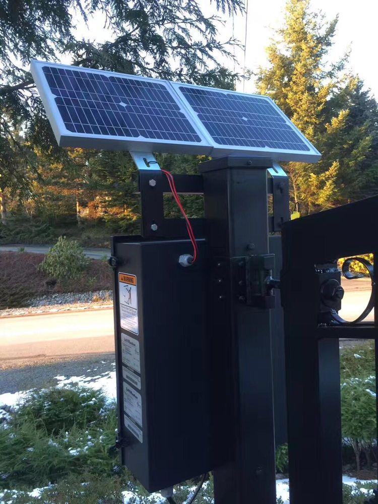 Solar Automatic Gate Openers Austin, TX