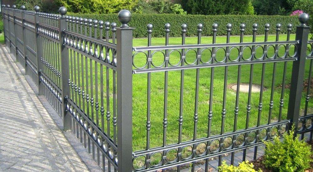 Wrought Iron Fences Austin TX