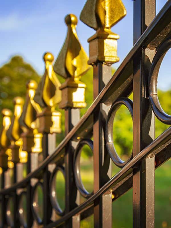 Wrought Iron Fences Austin, TX