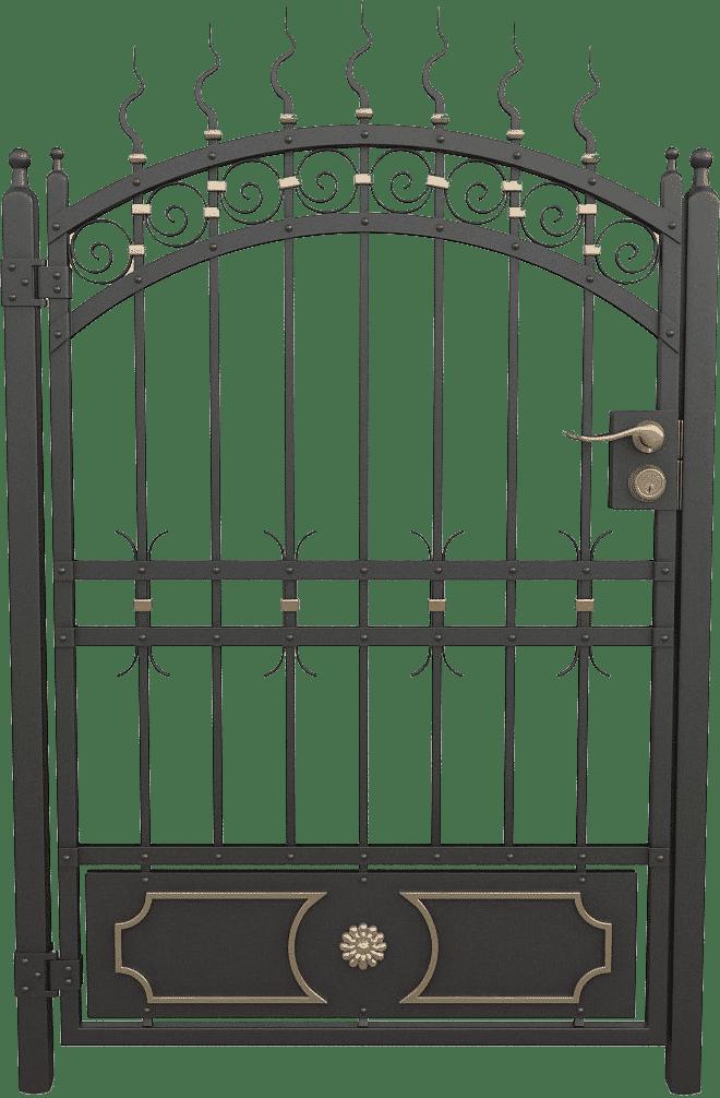 Wrought Iron Gates Austin